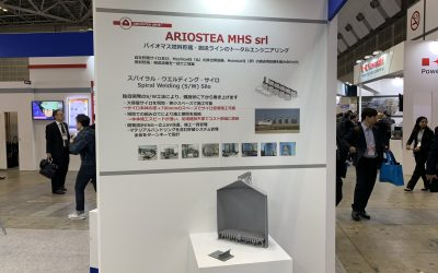 Ariostea @ INT'L BIOMASS EXPO 2019